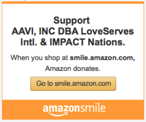 LoveServes Amazon Smile Donations