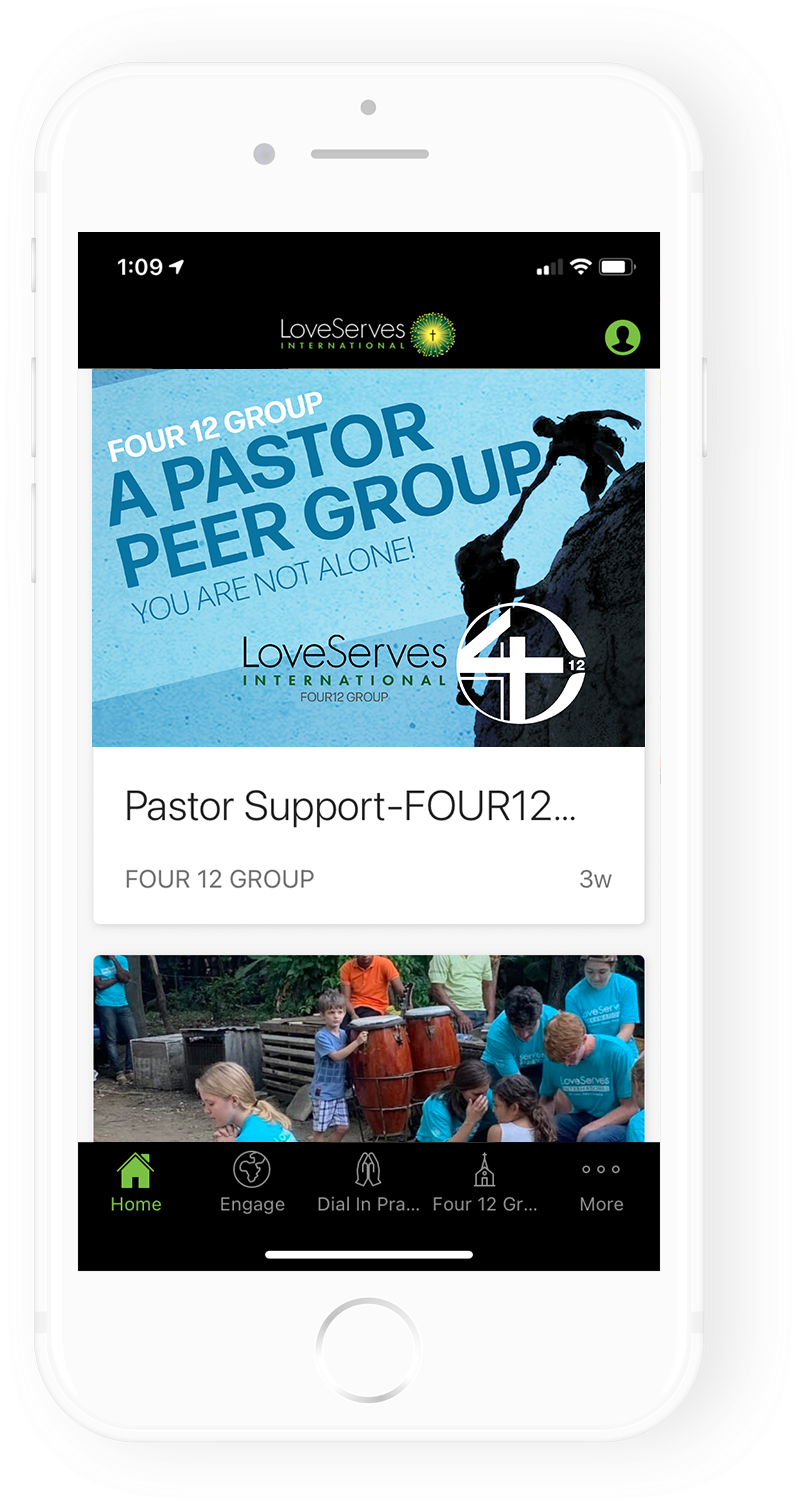 LSI Four12 Group App